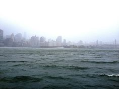 That was the view from Long Island City,New York-2day(10/29/12) @4:00 pm