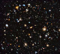 Así es el universo en el ojo del telescopio espacial Hubble