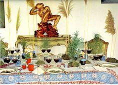 little augury: landscaping: le style Pauline, Pauline de Rothschild