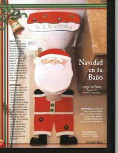 Christmas Stockings, Ronald Mcdonald, Projects To Try, Album, Holiday Decor, Creando Ideas, Character, Home Decor, Farmhouse Rugs