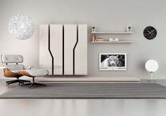moderne wohnzimmer | Wohnzimmer im modernen Stil