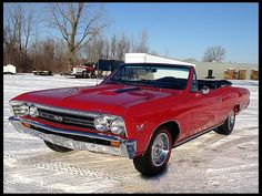 1967 Chevrolet Chevelle SS Convertible 396/325 HP, Rotisserie Restoration for sale by Mecum Auction