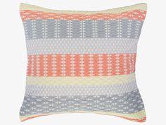MANAMI MULTI-COLOURED Cotton Multi-coloured square pillowcase - HabitatUK