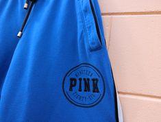 Pink Workout, Pink Outfits, Victoria Secret, Sweatpants, Comfy, Fall, Winter, Blue, Autumn