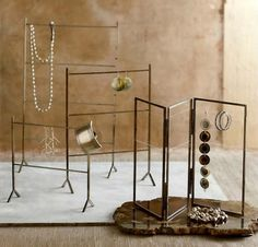 Jewelry Ladders - modern - clothes and shoes organizers - other metro - Forma Living