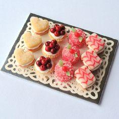 valentine's day pastries