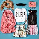 Fashion Friday | Paris Amour