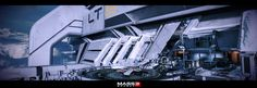 Mass Effect 3 art - Marc-Antoine Hamelin - Polycount Forum
