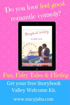 Download your free sample chapter of Fooling Around With Cinderella, a chick lit romantic comedy and the first in the Storybook Valley series.