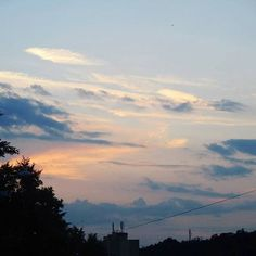 Tie letné oblohy. ❤ #totojarada #najkrajsiemomenty #zkopcajetonaj  #leto2016 #sky #summer #sunset #clouds #insta_SVK #blue #slovakblogger #radostjevolba #slovakia #nature #dnescestujem #love #instaphoto #photooftheday