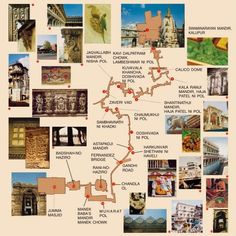 Map of world heritage sites in china china maps pinterest heritage walk ahmedabad map gumiabroncs Image collections