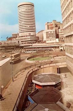 Birmingham Bull Ring, Birmingham City Centre, Birmingham Uk, Council Estate, Sense Of Place, Slums, Burj Khalifa, British Style, Vintage Photos