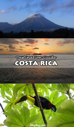 One thing we learned in Costa Rica is that it requires a lot of planning. We reached out to our Costa Rican friends at MyTanFeet. They've contributed a guide with everything you need to know about Costa Rica #bbqboy #Costarica #travel
