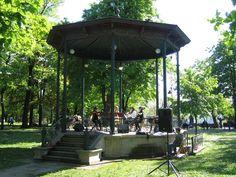 Music pavilion, Kalemegdan Belgrade