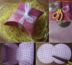 Super Easy DIY Paper Crafts Kids Would Love Super Easy DIY Paper Crafts Kids Would Super Easy DIY Paper Crafts Kids Would LovePaper is the most commonly available material Diy Gift Box, Easy Diy Gifts, Diy Box, Handmade Gifts, Small Gift Boxes, Small Gifts, Paper Crafts For Kids, Diy Paper, Mini Gift Bags
