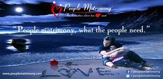 People Matrimony: What we can give