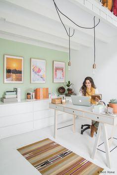 Binti Home Blog: Inrichting van mijn kantoor aan huis - deel 1