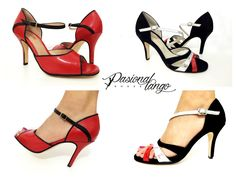 Pasional Tango Shoes Zapatos de tango argentinos exclusivamente para mujeres que desean bailar cómodas y con estilo. Argentinean tango shoes exclusive for women who want to dance with style and confortable