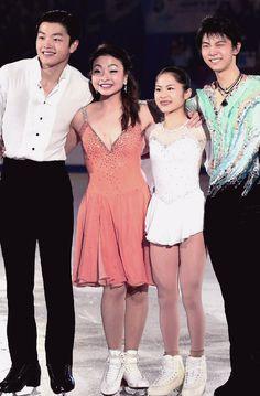 """NHK winners: #tinyqueen, Le Shibsibs, and Yuzuru """"I-Broke-Six-Of-My-Own-World-Records-In-One-Month"""" Hanyu"""