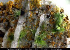 Agardit Clara Mine, Rankach valley, Oberwolfach, Wolfach, Black Forest, Baden-Württemberg, Germany Copyright © Stoya