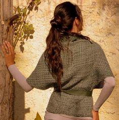 Vero Amore Tejidos Artesanales Kimono, Sweaters, Dresses, Natural, Fashion, Vestidos, Weaving Looms, Wool Scarf, Fringes