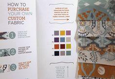 Fabric Fox on Behance #brochure #cute #branding #pattern #graphicdesign #design #studentwork #trendy #editorial