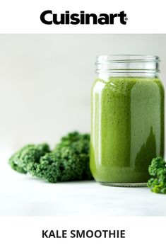 Kale Smoothie #kale #smoothie #healthy #blender Blender Recipes, Kale, Guacamole, Cucumber, Smoothies, Beverages, Healthy, Food, Collard Greens