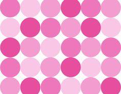 Pink Polka Dot Backgrounds