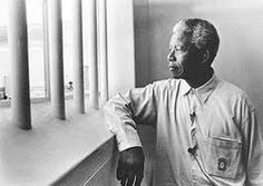 Nelson Mandela was released from Victor Verster Prison in Paarl on February 11 1990.