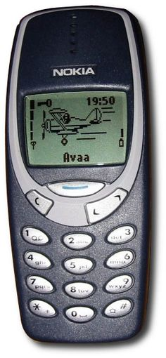 Had one :) little picture images a d snake game. Woah we thought we were SO advanced!!