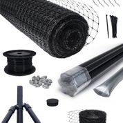 This ultimate dog fence kit gives you everything you need to protect your large dog and keep other large animals off of your property. Dog Fence, Driving Cap, Large Animals, Large Dogs, Your Pet, Kit, Fences, Dog Stuff, Duke