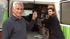 Such a great article about the positive effects libraries can bring to people:- A Pakistani Mobile Library, Kids Can Check Out Books, And Hope