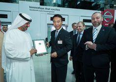 Nissan World Record Dubai