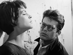 """""""Do widzenia, do jutra"""" 1960 / Zbigniew Cybulski i Teresa Tuszyńska"""