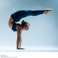 wow!  #yoga #handstand