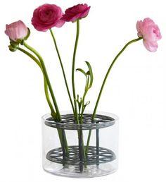 Vasen Äng från Klong (Norrgavel) Glass Vase, Pretty, Flowers, Plants, Home Decor, Birthday, Polyvore, House, Decoration Home