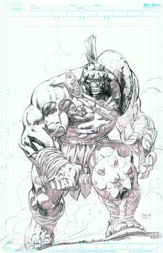 David Finch #comics #mind #nerds