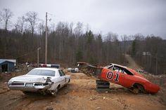 cars from Dukes of Hazard