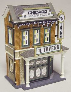 Chicago White Sox Tavern, Christmas in the City (#2028)