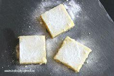 Grain Free Lemon Bars (Dairy Free & Sugar Free Option) www.kateshealthycupboard.com