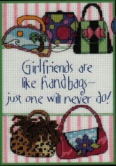 Cross stitch~ I haven't done this is a long time. I made quite a few gifts.