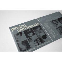 XAVIER JAMAUX Playing With Friends - double LP blue vinyl Lp, Polaroid Film, Friends, Music, Amigos, Musica, Musik, Muziek, Music Activities