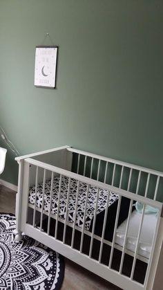 Leem groen karwei Interior Design Living Room, Living Room Decor, Bedroom Decor, Small Room Bedroom, Sustainable Design, Baby Room, Kids Room, New Homes, Decoration