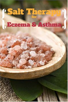salt therapy a natural remedy for eczema and asthma