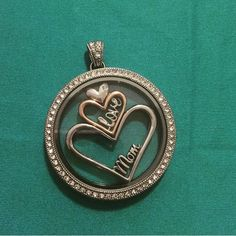 Origami Owl Nesting Hearts & Legacy Locket, a million ways to wear them! www.charmingsusie.origamiowl.com