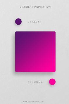 32 Beautiful and unique color gradient inspiration for your next Graphic Design, Web Design, UI/UX Design projects, discover the best Color Design. Flat Color Palette, Nature Color Palette, Colour Pallete, Web Design, Graphic Design Tips, Coding Logo, Gradient Color, Color Patterns, Color Mixing