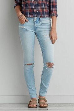 American Eagle Outfitters AEO Denim X Skinny Jeans