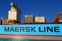 Maersk takes delivery of the tenth Triple-E