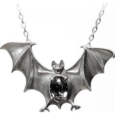 The Drakvlya Gem necklace by Alchemy Gothic (P678)