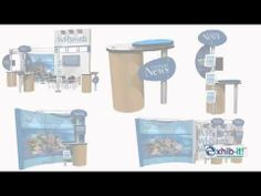 Trade Show Marketing Experts - Trade Show Displays and Consulting Pop Display, Display Stands, Display Design, Show Booth, Banner Stands, Great Videos, Trade Show, Pop Up, Banners